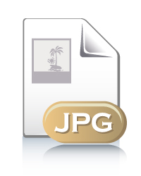 as jpeg image